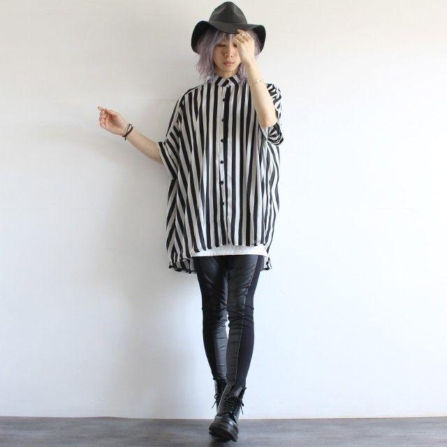 モード系 メンズ ファッション 夏
