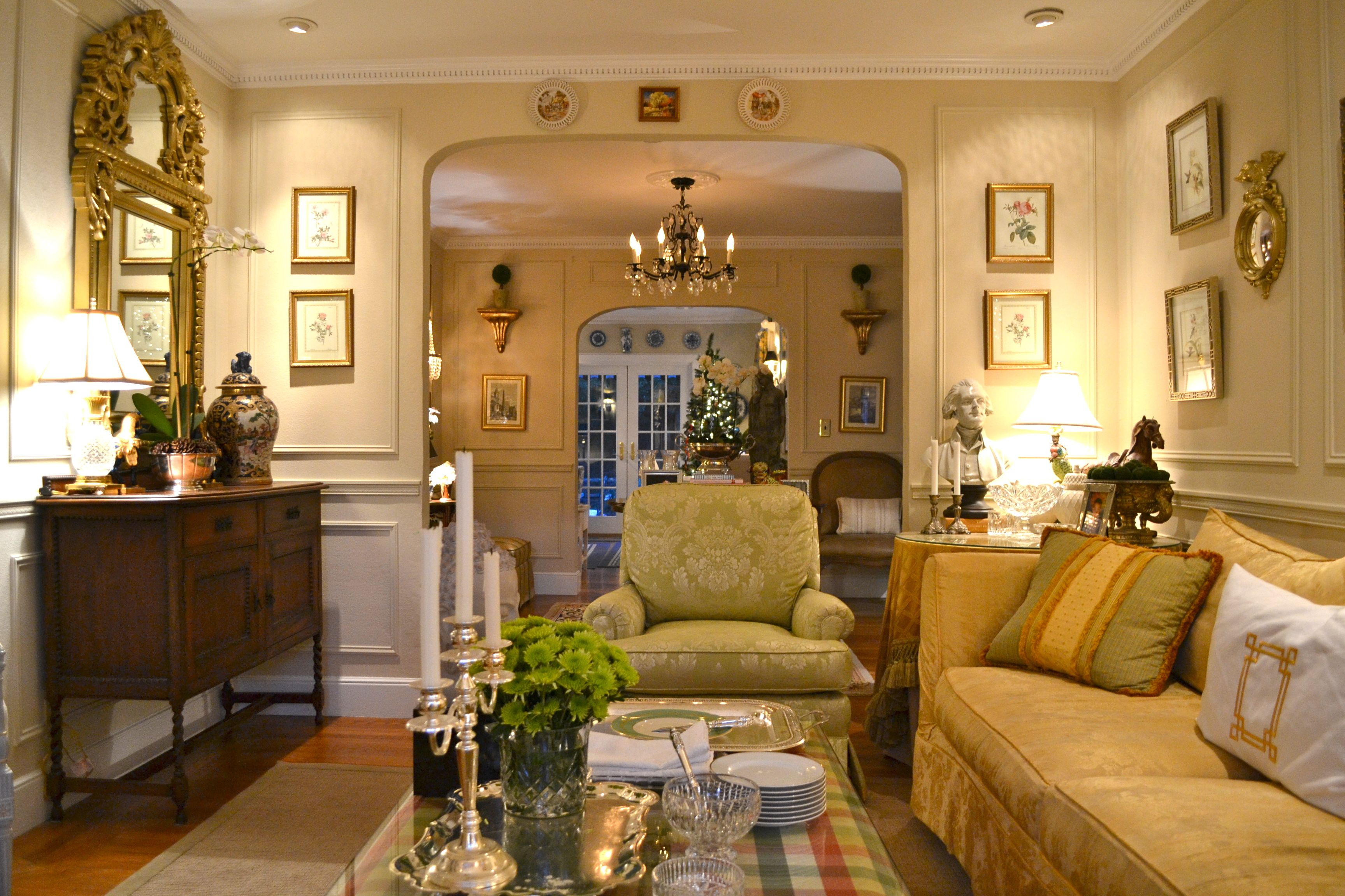 Fabulous Piano Living Room