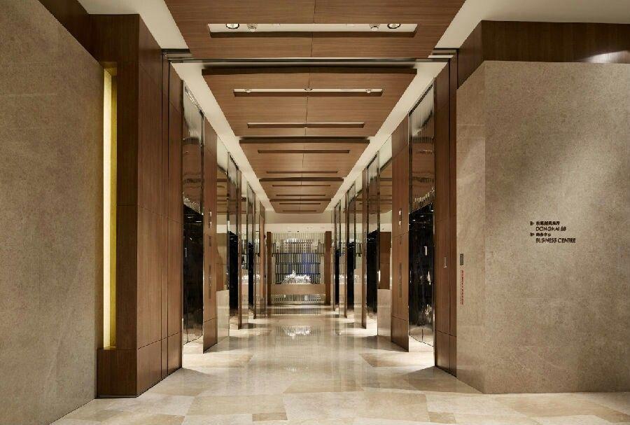 Interiors corridor entrance lobbies 900607 pixel 900 607 interiors lobbies lifting lobbies - Corridor entrance ...