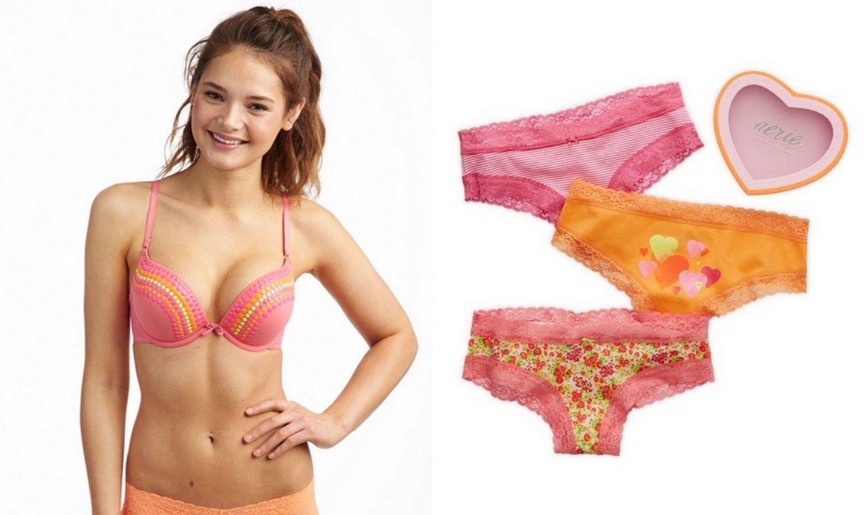 Sexy teens undies