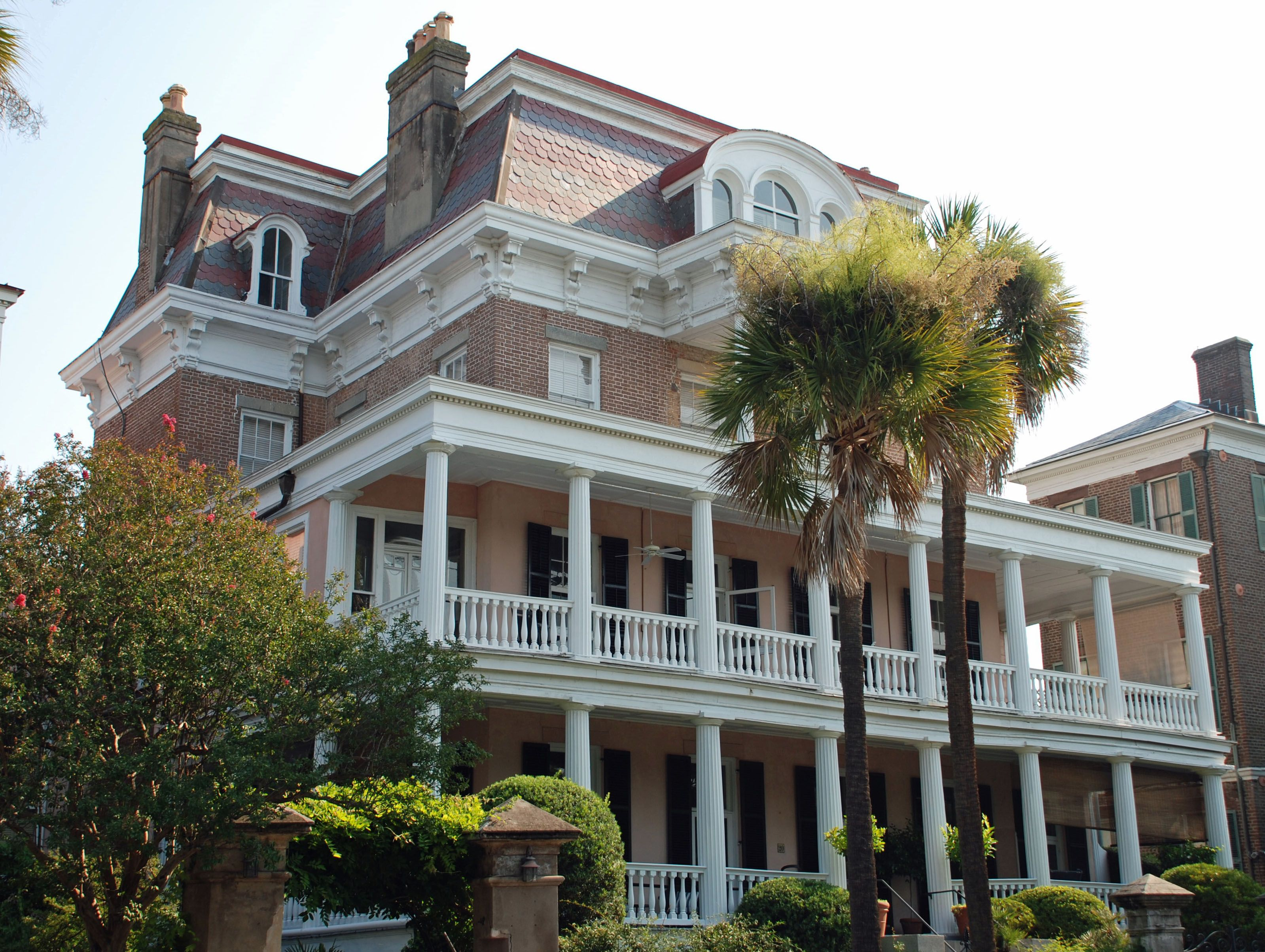 Charleston Sc Historic Home Architecture Pinterest