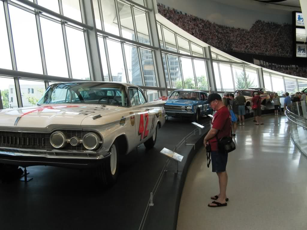 nascar hall of fame south carolina
