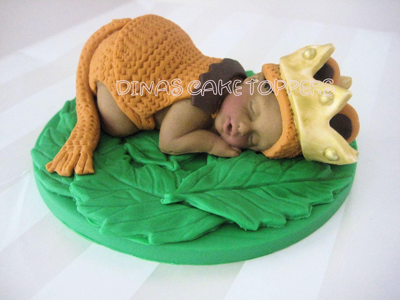 cake topper baby shower baby lion king theme pinterest