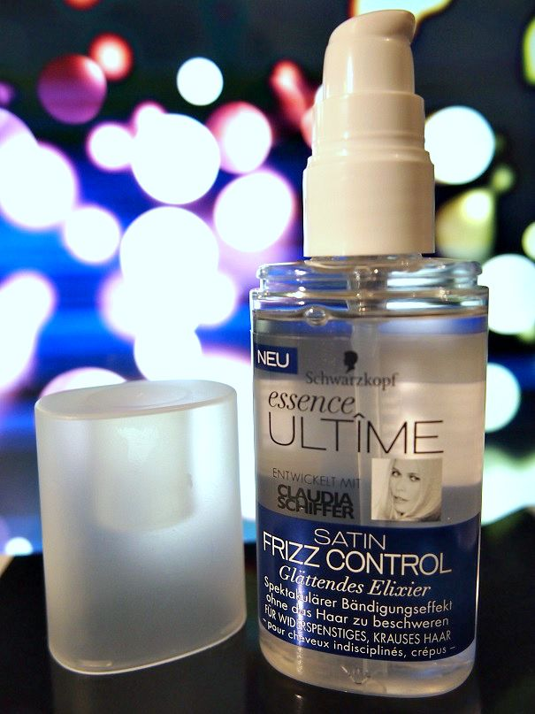 essence ultime - frizz control