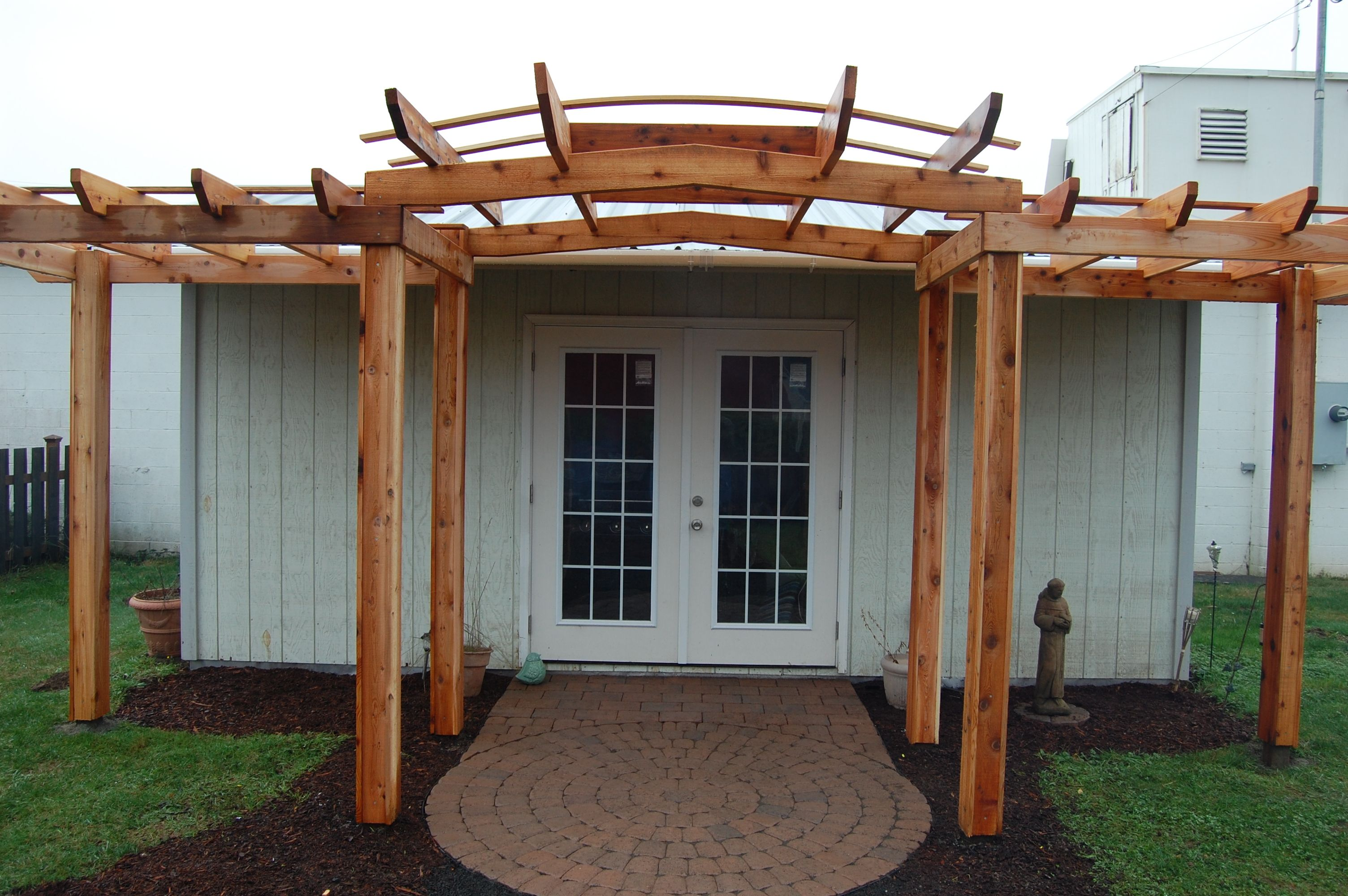 perola and french doors on shed outside pinterest