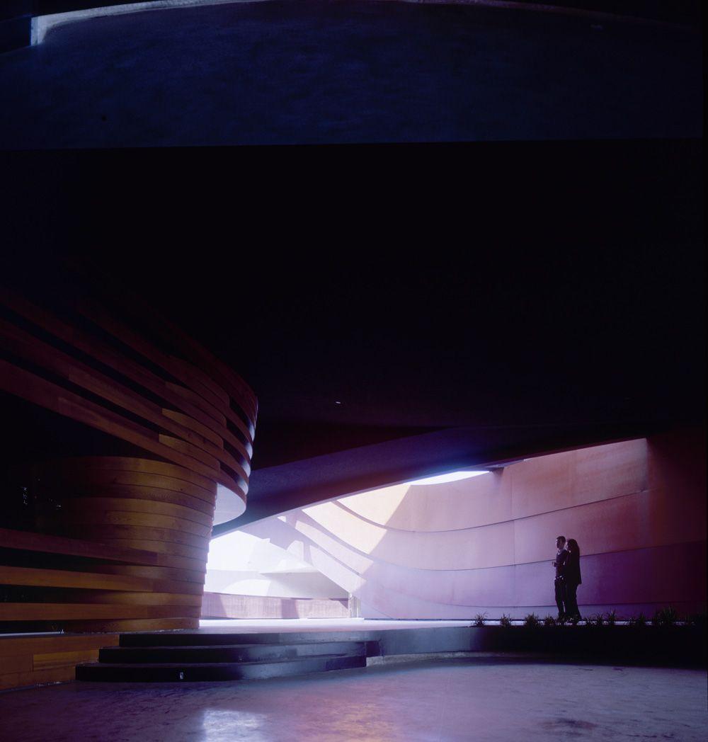 Nội thất bảo tàng thiết kế Holon