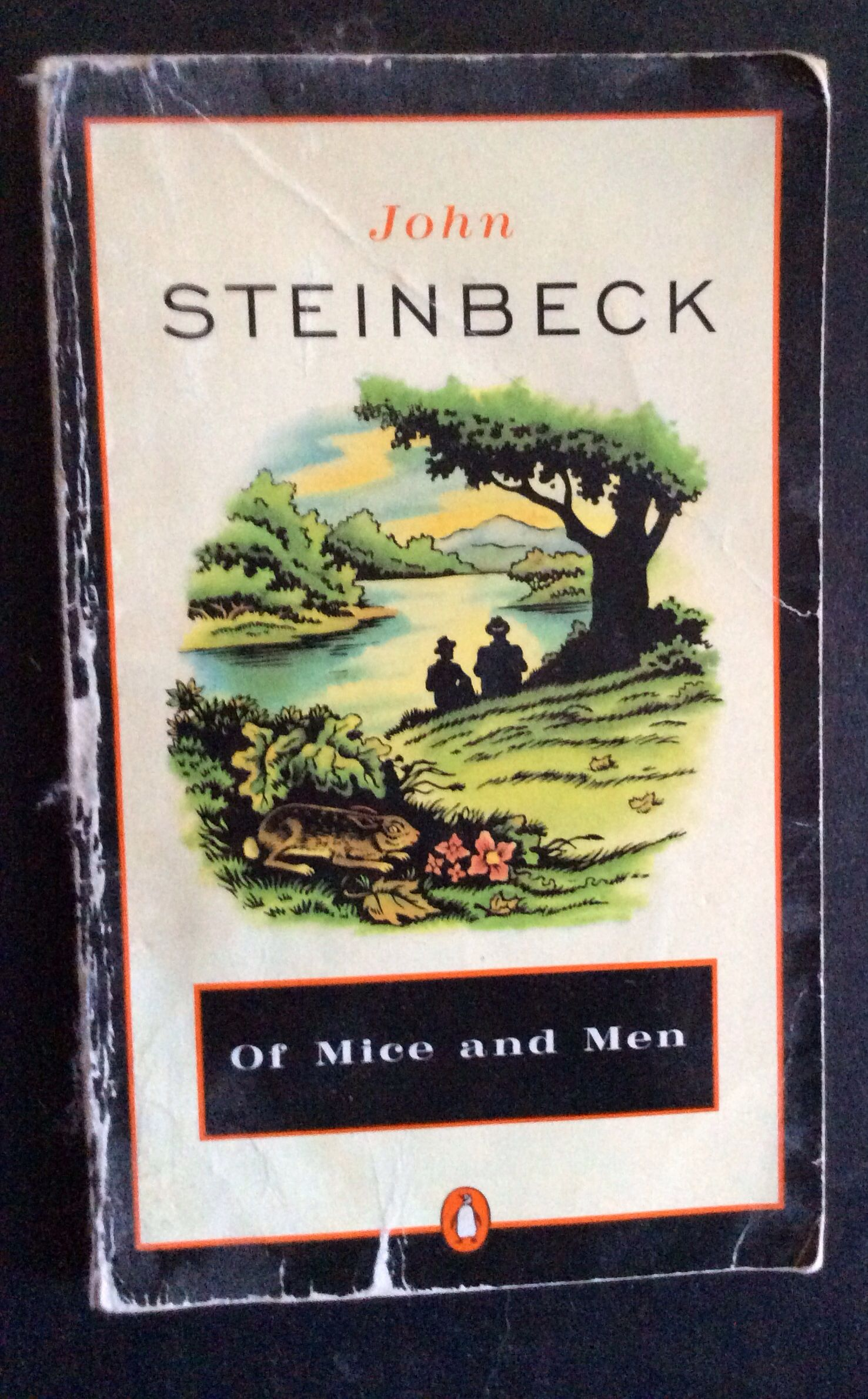 of mice and men by john steinbeck 5 essay