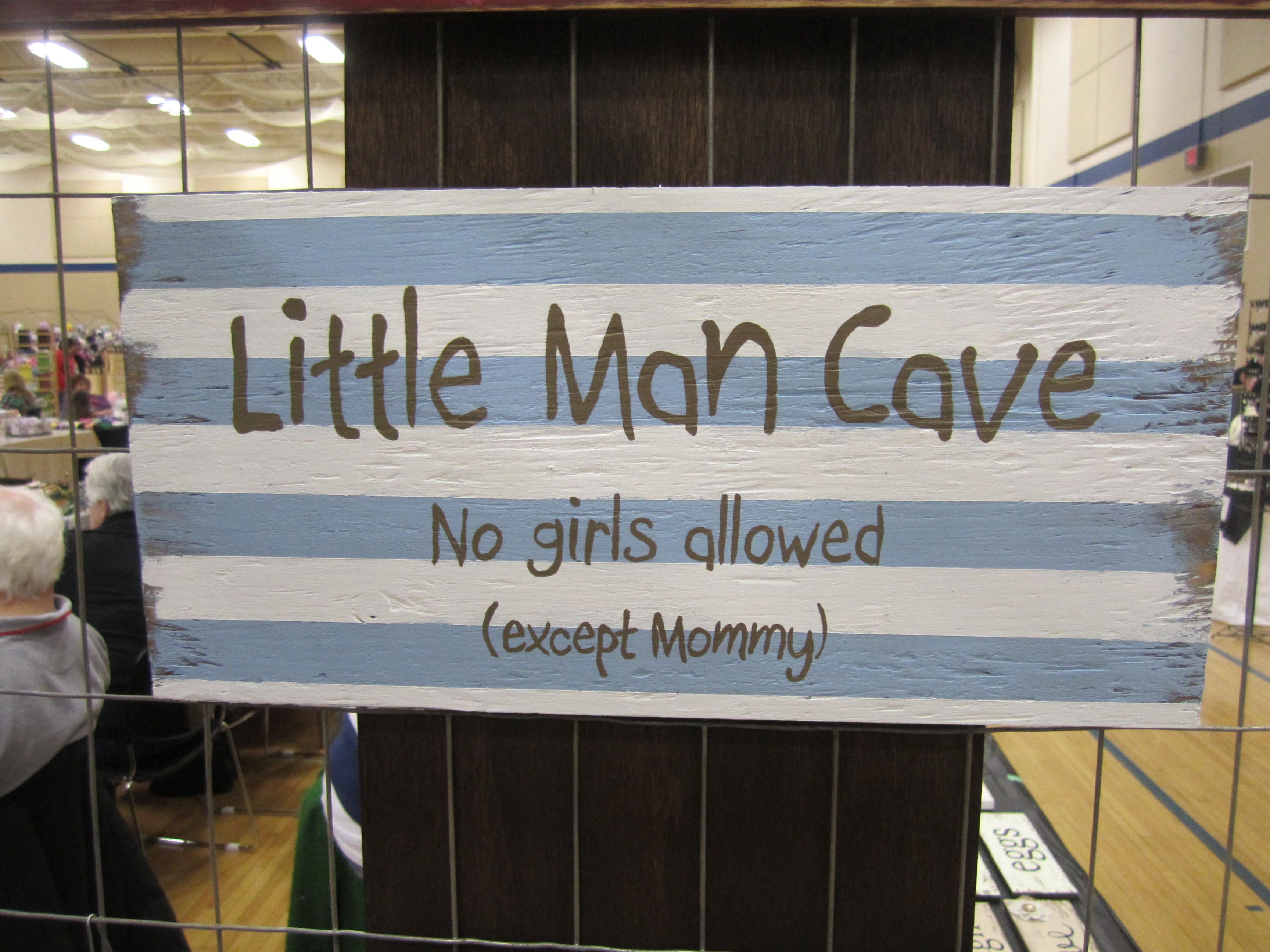 Man Cave Room Sign : Little man cave sign so cute momma s baby pinterest
