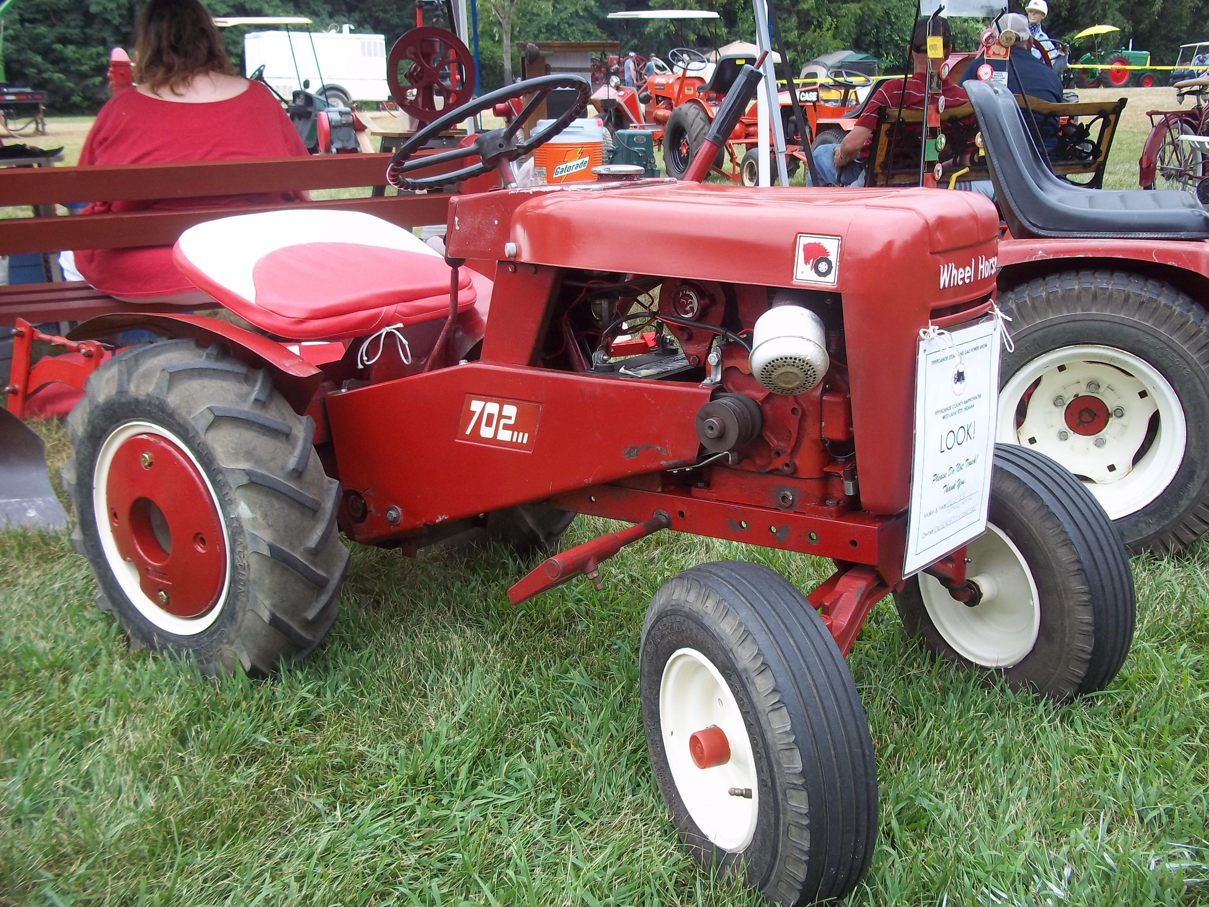 Wheel Horse Tractors : Wheel horse tractors bing images
