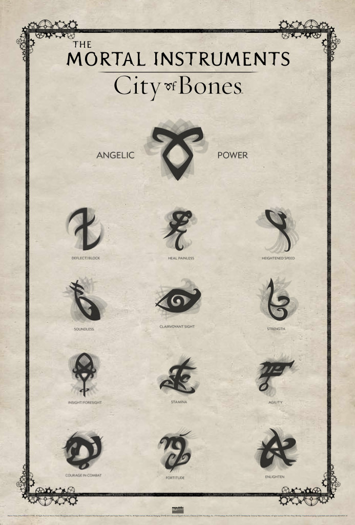 Similiar Shadowhunter Runes And Meanings Keywords