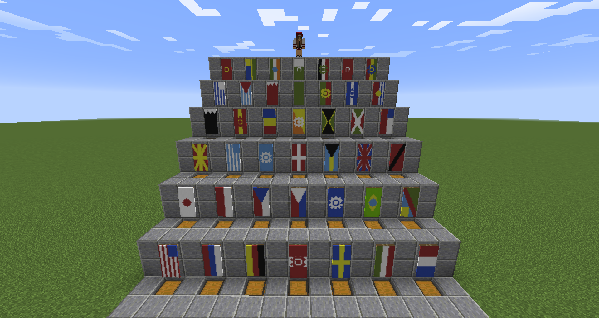 Flag Designs Minecraft images