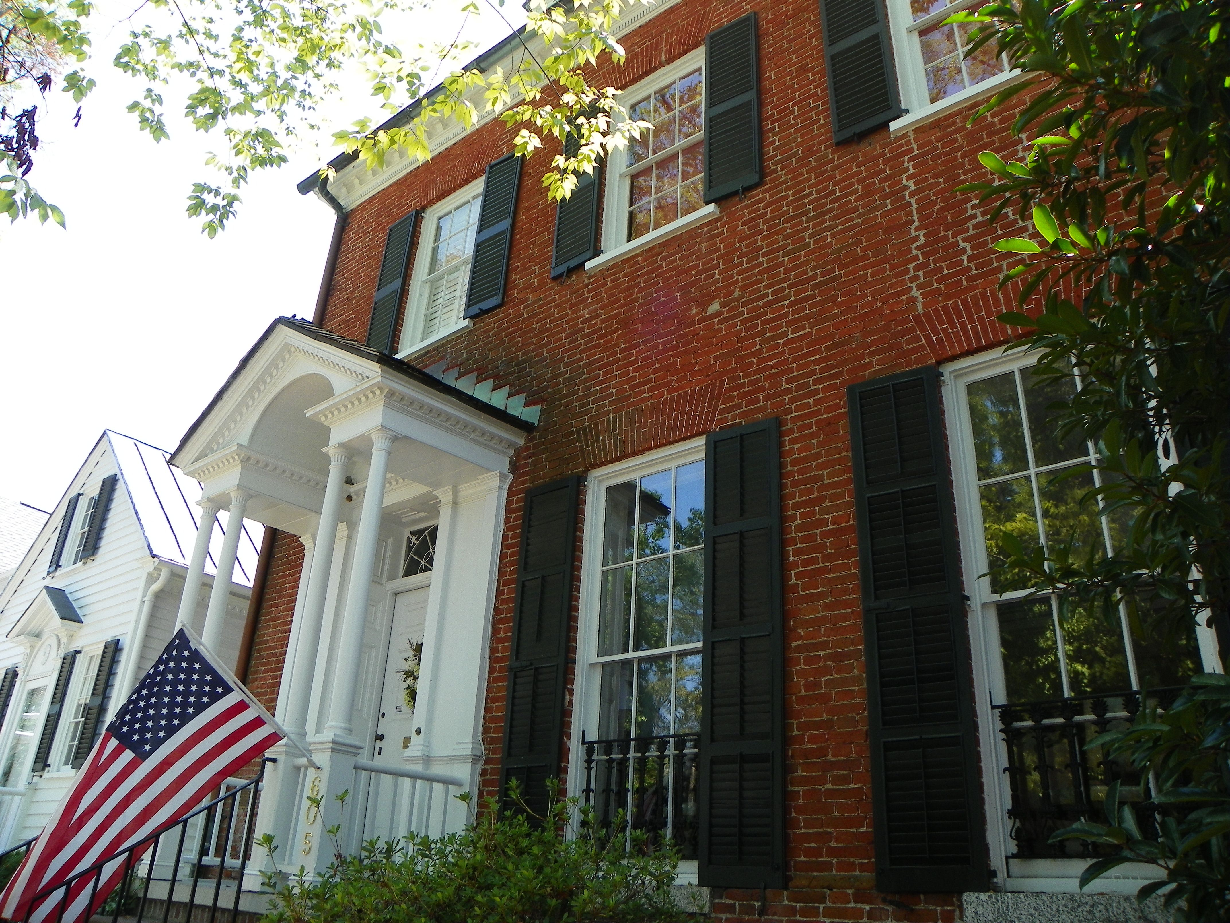 Colonial in New Bern, NC | Houses & Home Design Ideas | Pinterest