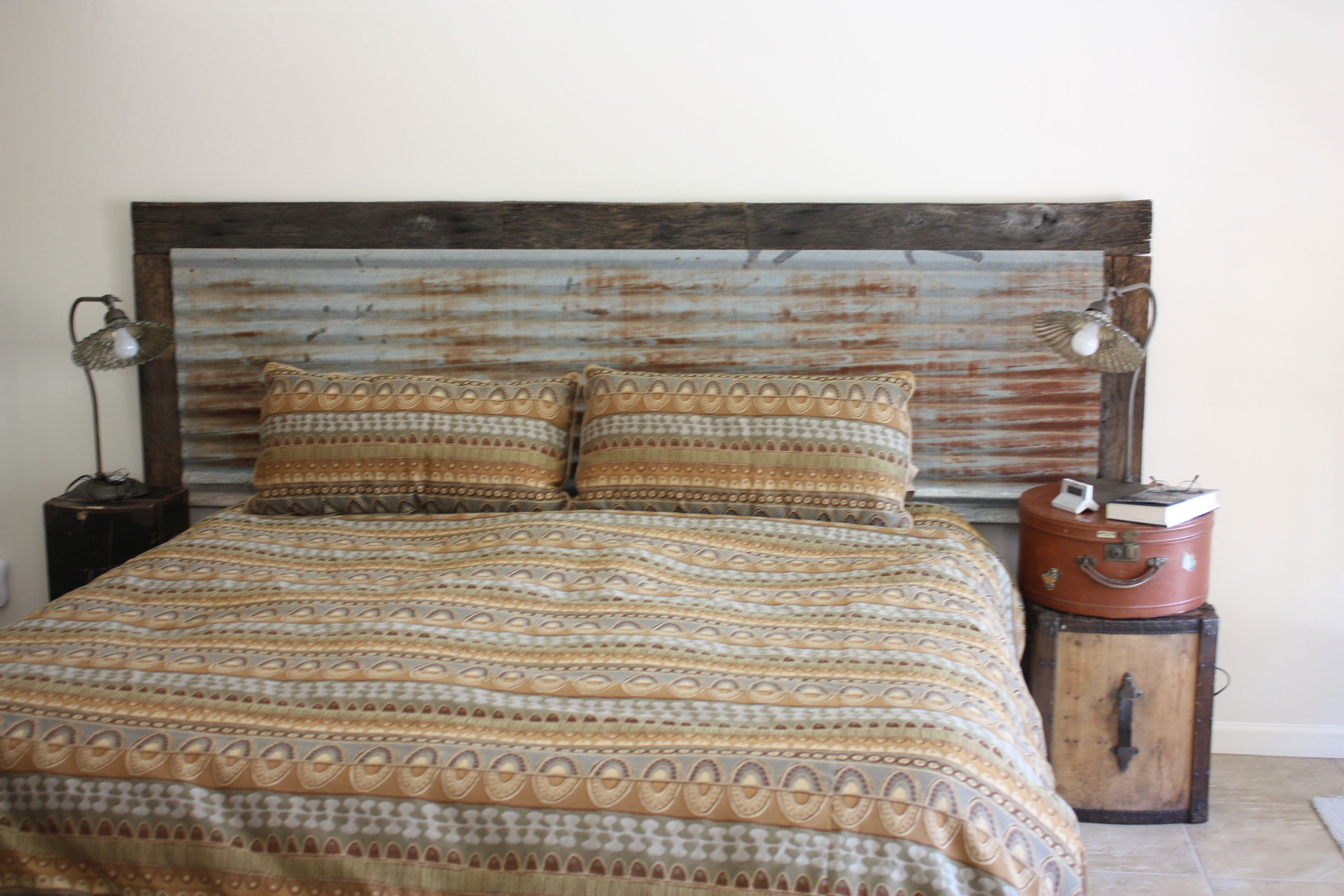 Do it yourself headboard for the home pinterest for Do it yourself headboard