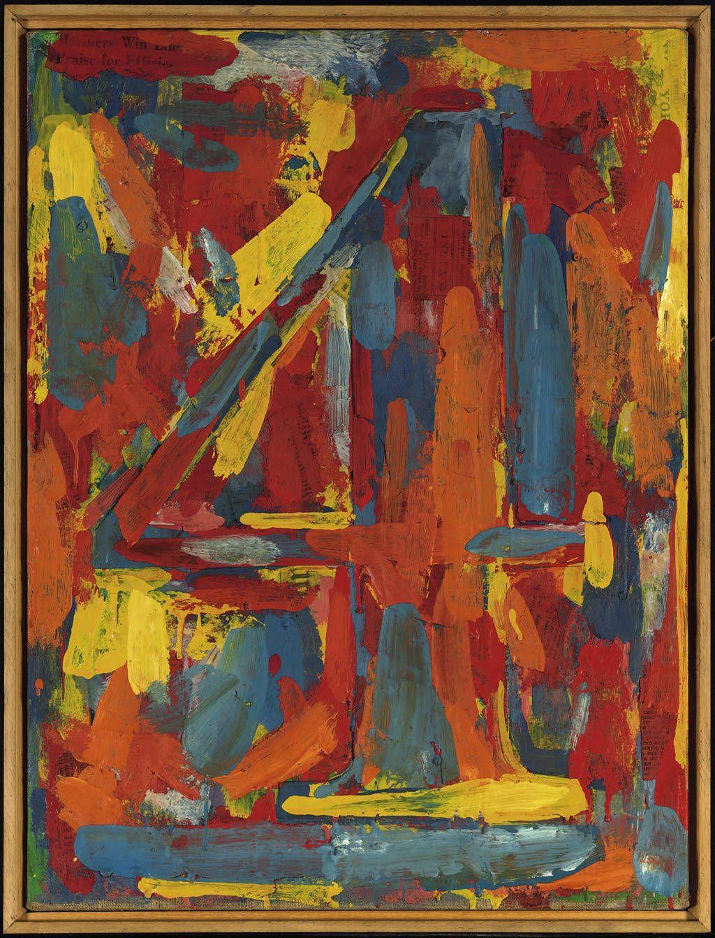 Jasper johns visual arts pinterest for John s painting