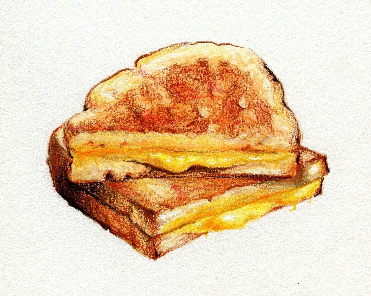 Grilled Cheese Sandwich | Design | Pinterest