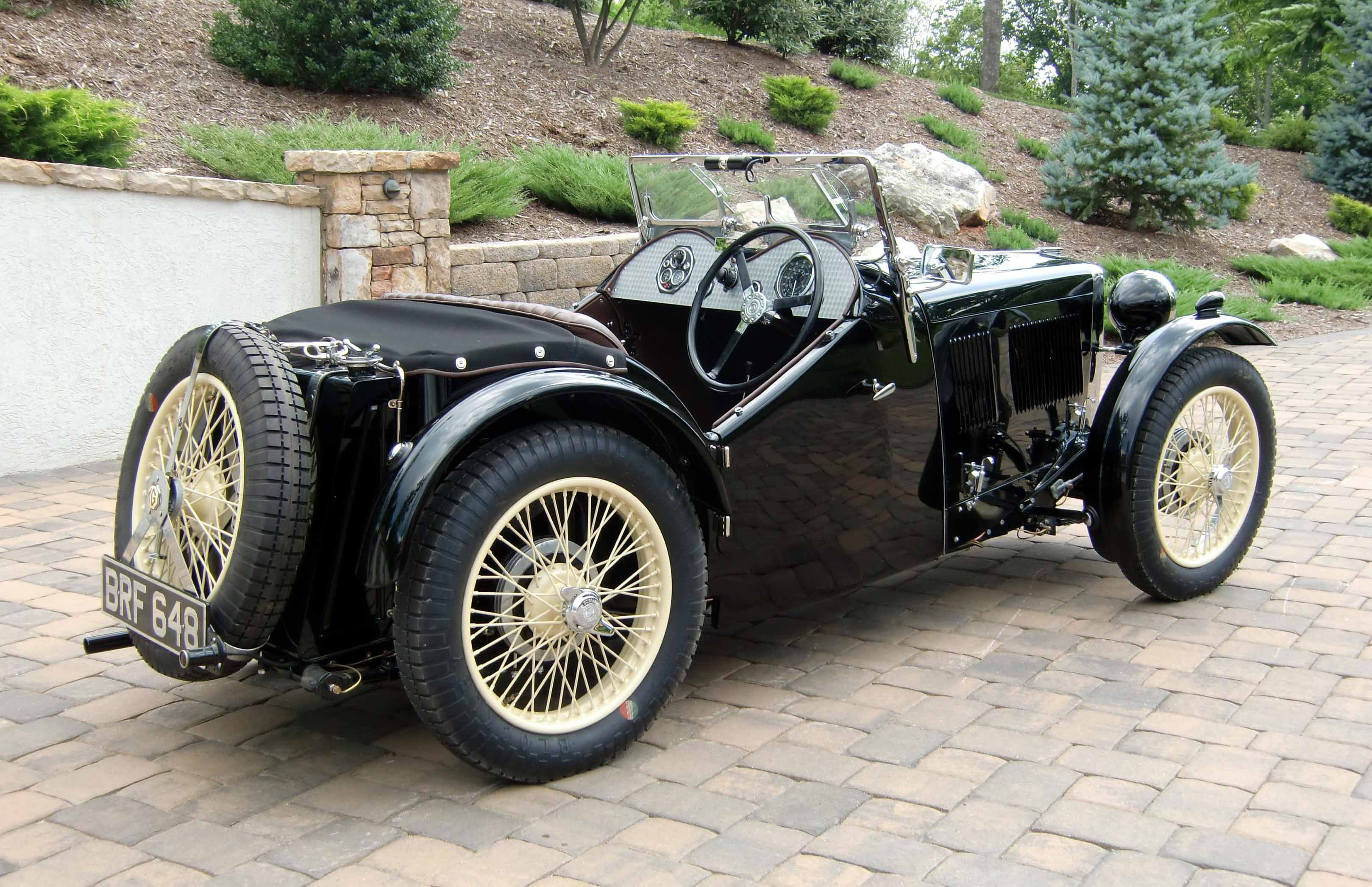 1932 MG J2 | The MG | Pinterest