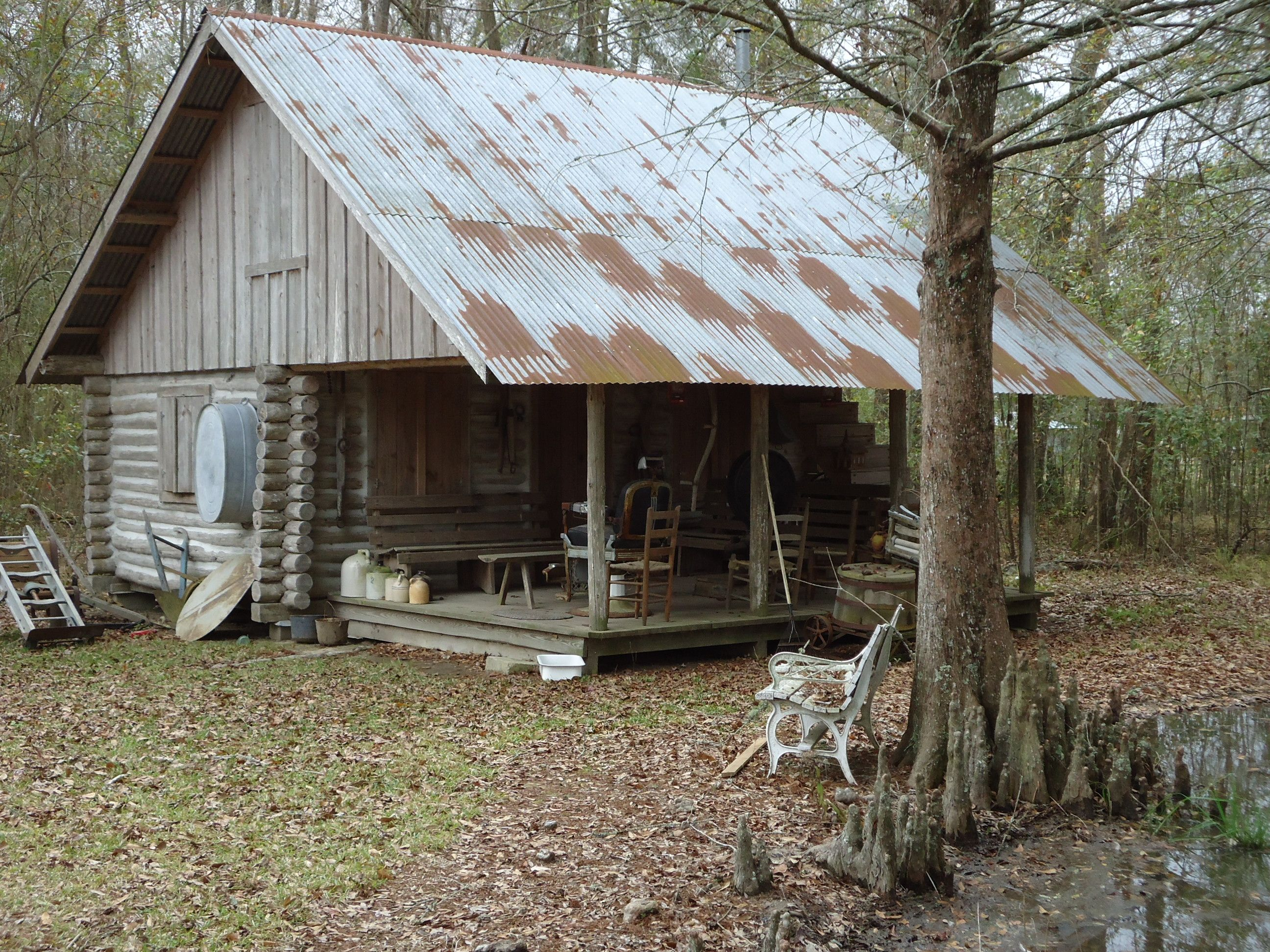 Wonderful image of log cabin outside board Pinterest with #342C22 color and 2592x1944 pixels