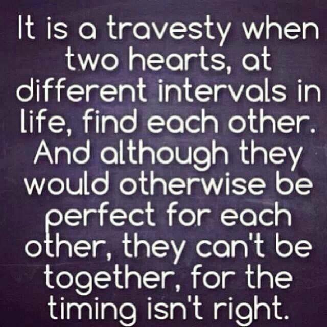 wrong timing relationship