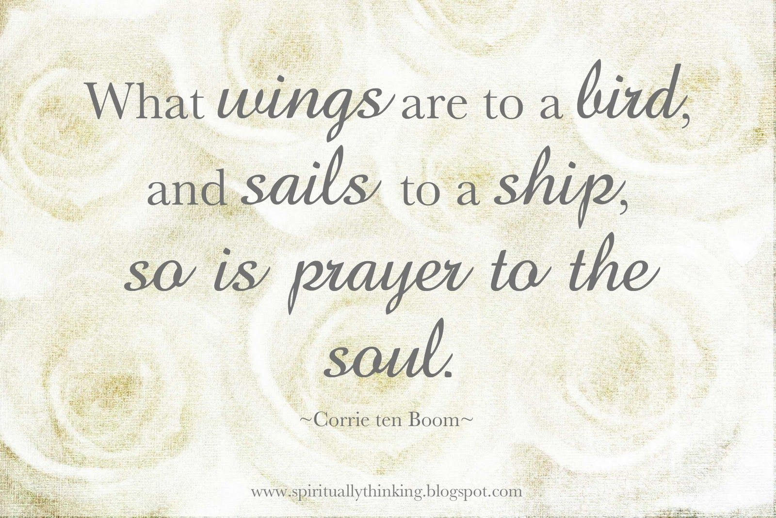 Corrie Ten Boom Quotes and Sayings Pinterest