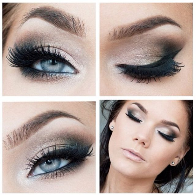 Prom makeup ideas | makeup | Pinterest