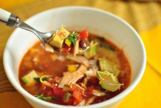 Tortilla Soup pictures