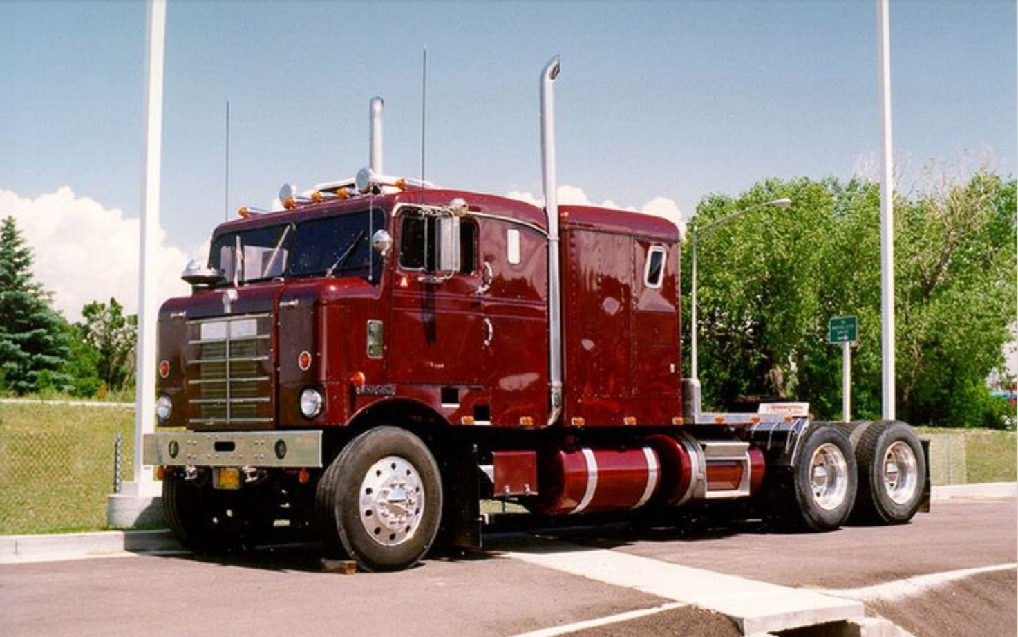Ford Truck Cab Types >> Vintage Big Rigs For Sale | Autos Post