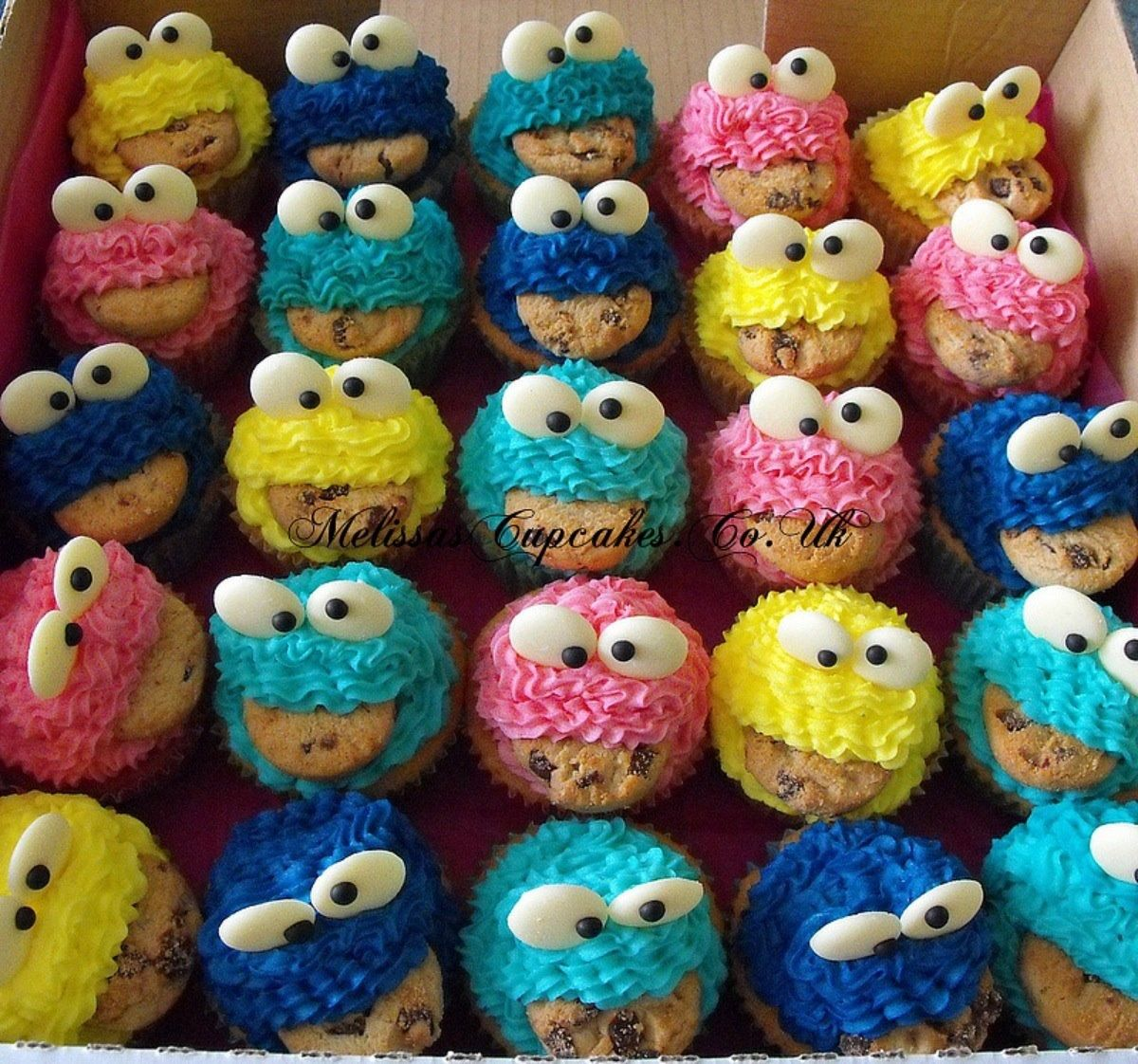Cupcake Decorating Ideas For Boy Birthday