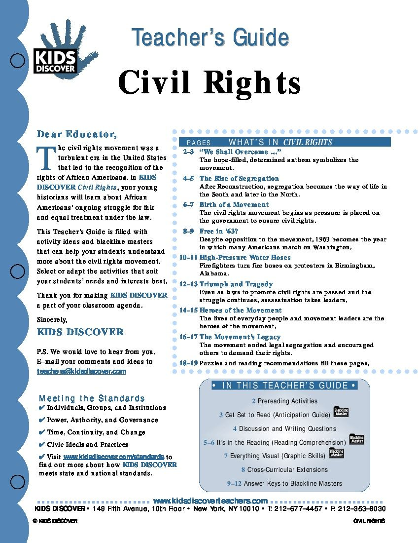 essay questions on civil rights movement Need writing essay about civil rights movement buy your non-plagiarized college paper and have a+ grades or get access to database of 331 civil rights movement essays samples with examples of introduction, outline, conclusion.