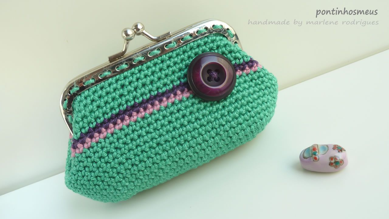 Coin purse? ? Crochet Coin Purses ? Pinterest