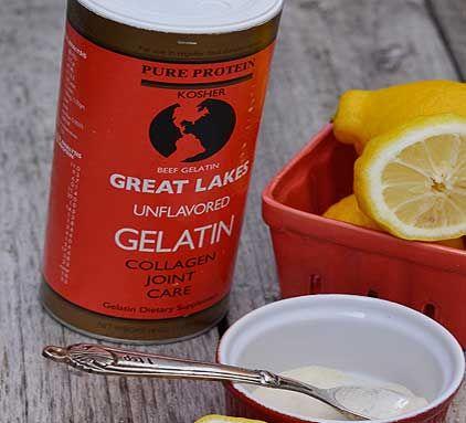 Gelatin Hair Mask for Shinier, Stronger Hair