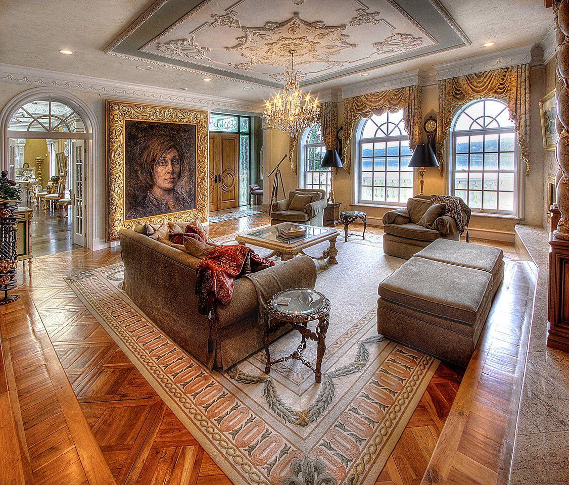 Living room million dollar rooms pinterest for Million dollar living rooms