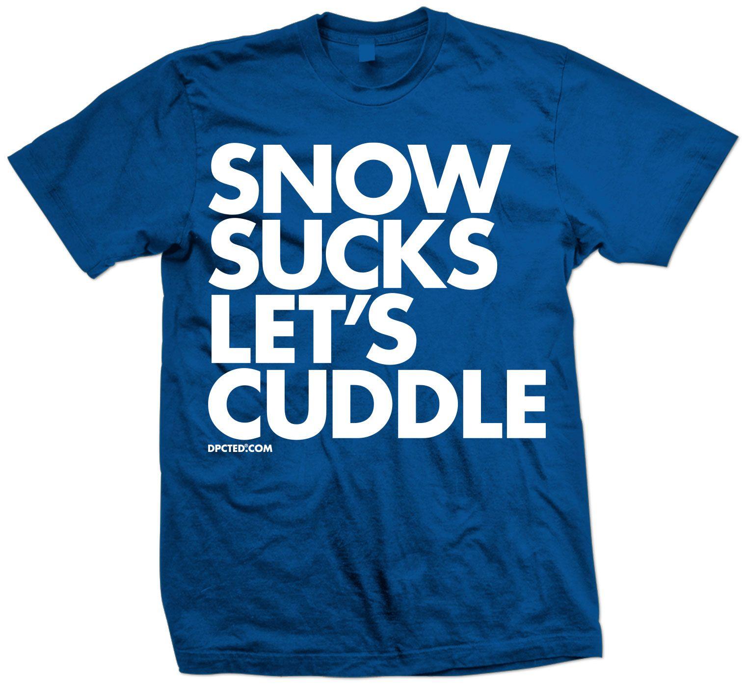 lets it snow:
