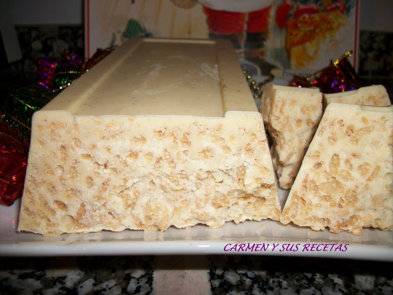 White Venezuelan chocolate | Latin Food, Yummy | Pinterest