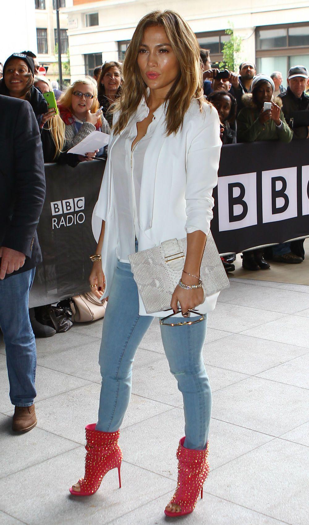 Jennifer Lopez Fashion Addict Pinterest