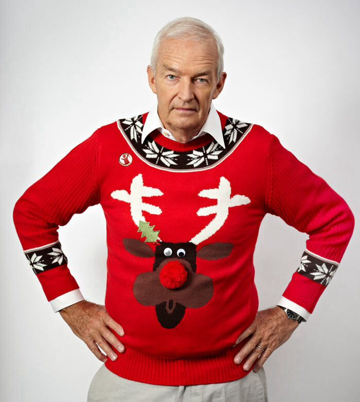 Christmas Jumper Party: WeThree: Ugly Christmas Sweater Party