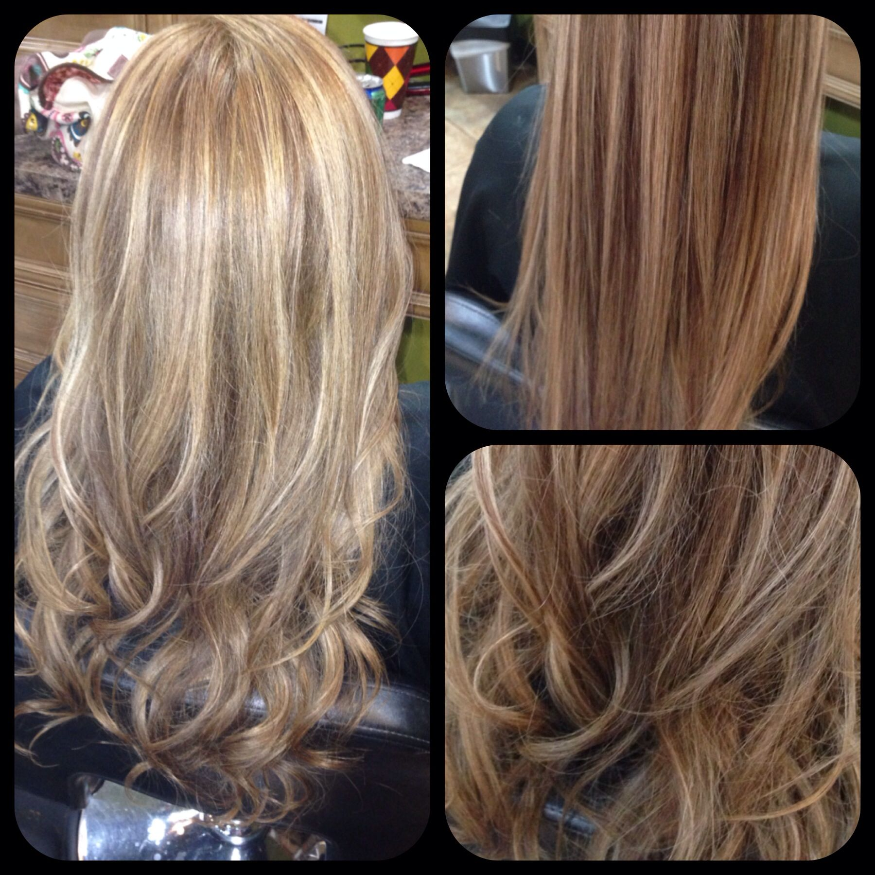 chunky brown highlightshair styleblonde hair with highlights picture