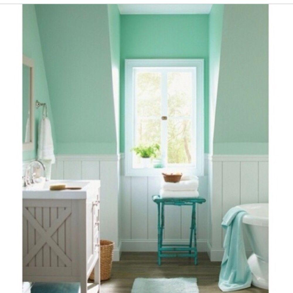 Tiffany blue bathroom :)  Tiffany Blue Dreams  Pinterest