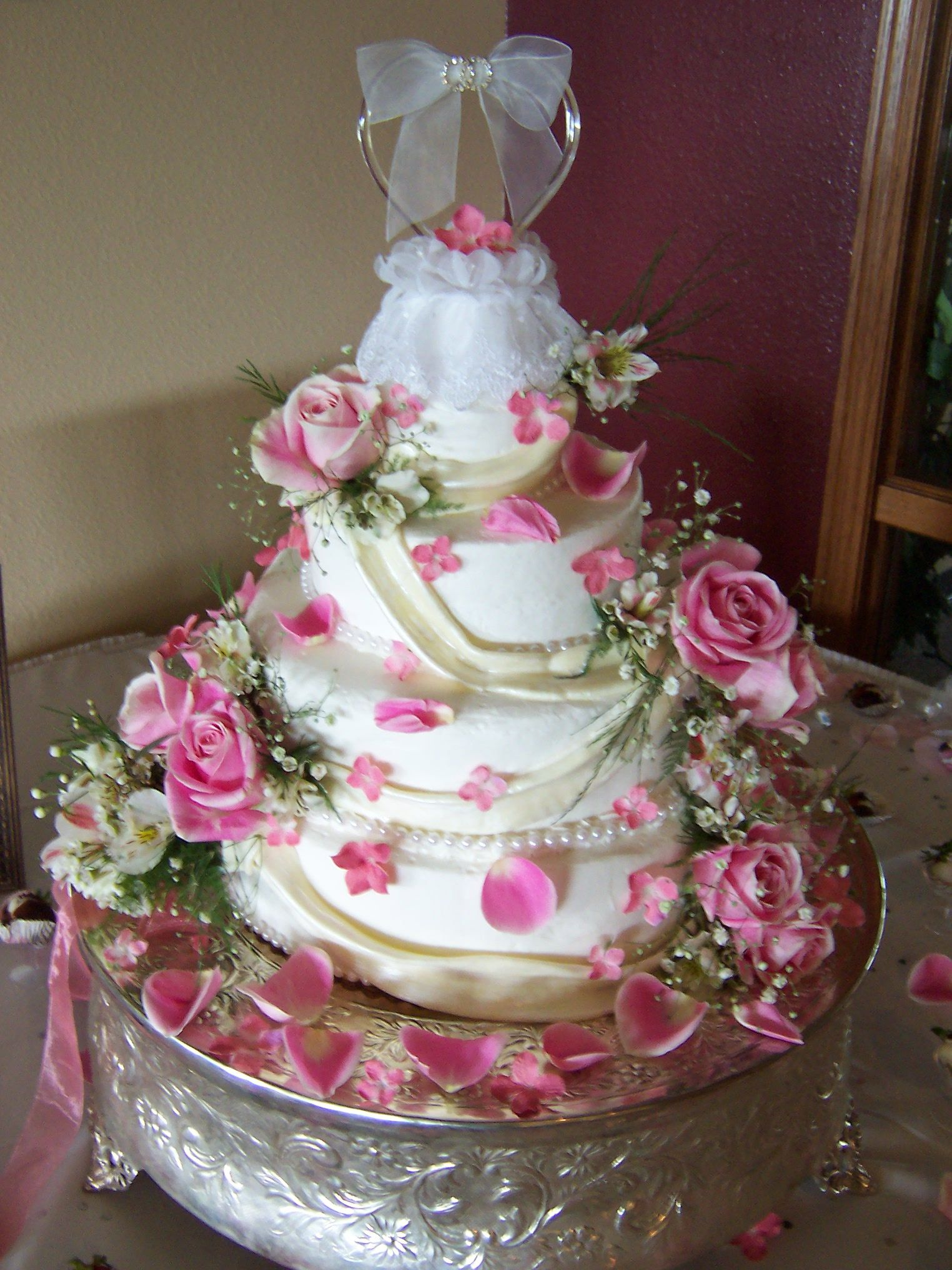 1000 images about Wedding Cakes on Pinterest