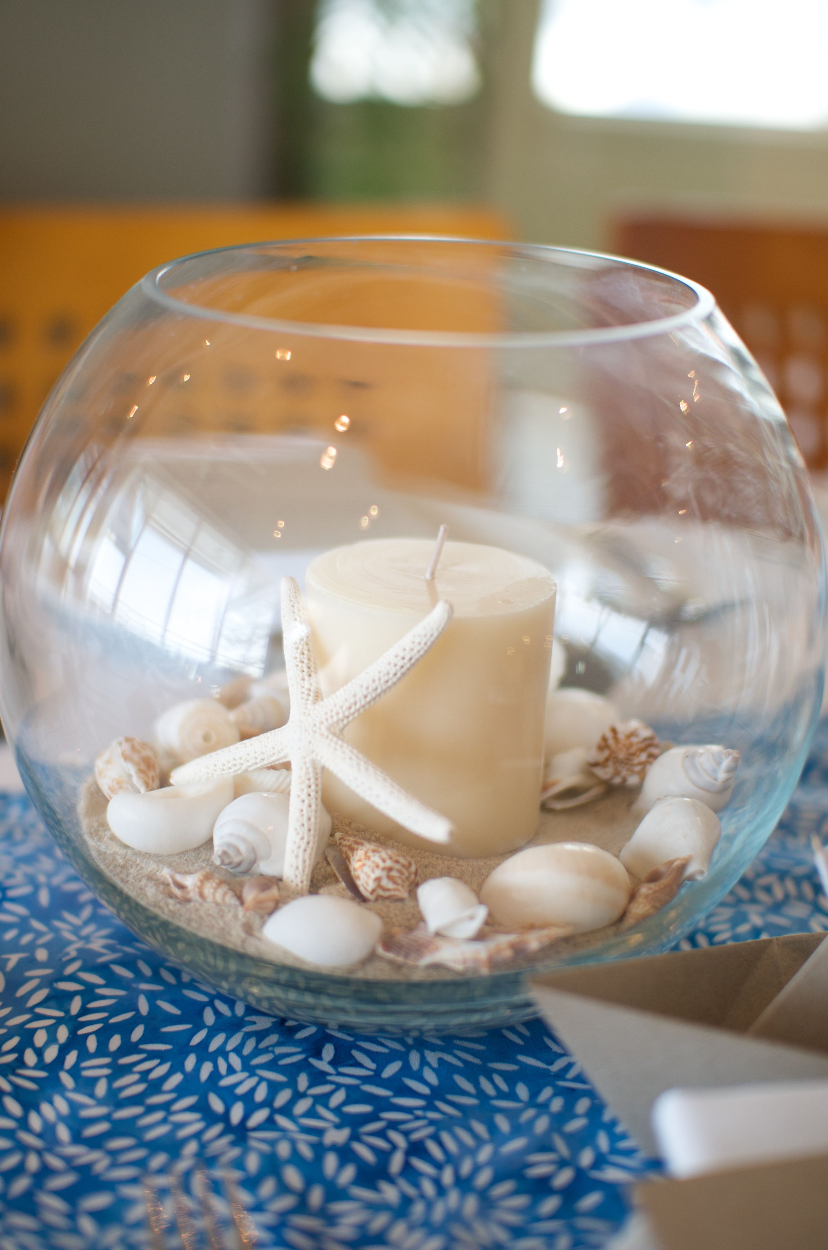 Diy beach centerpieces for your house pinterest