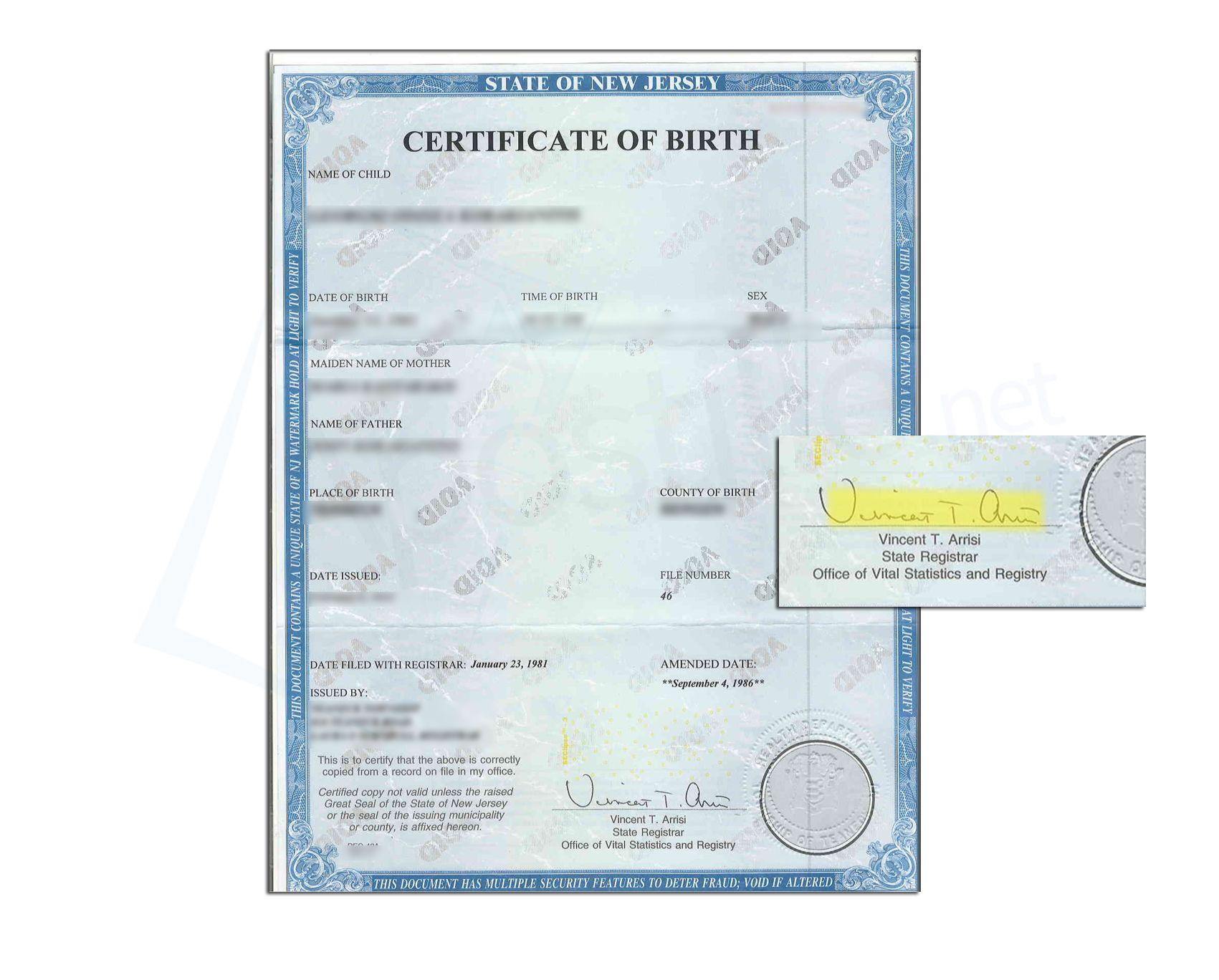 Apostille Birth Certificate Oukasfo