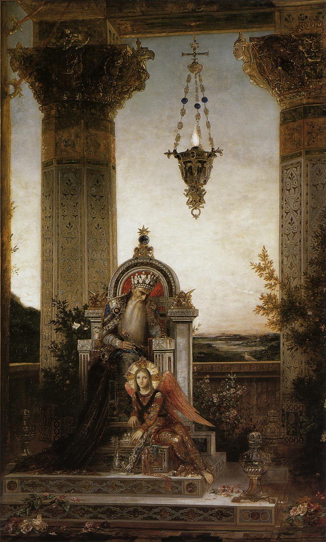 ギュスターヴ・モローの画像 p1_36