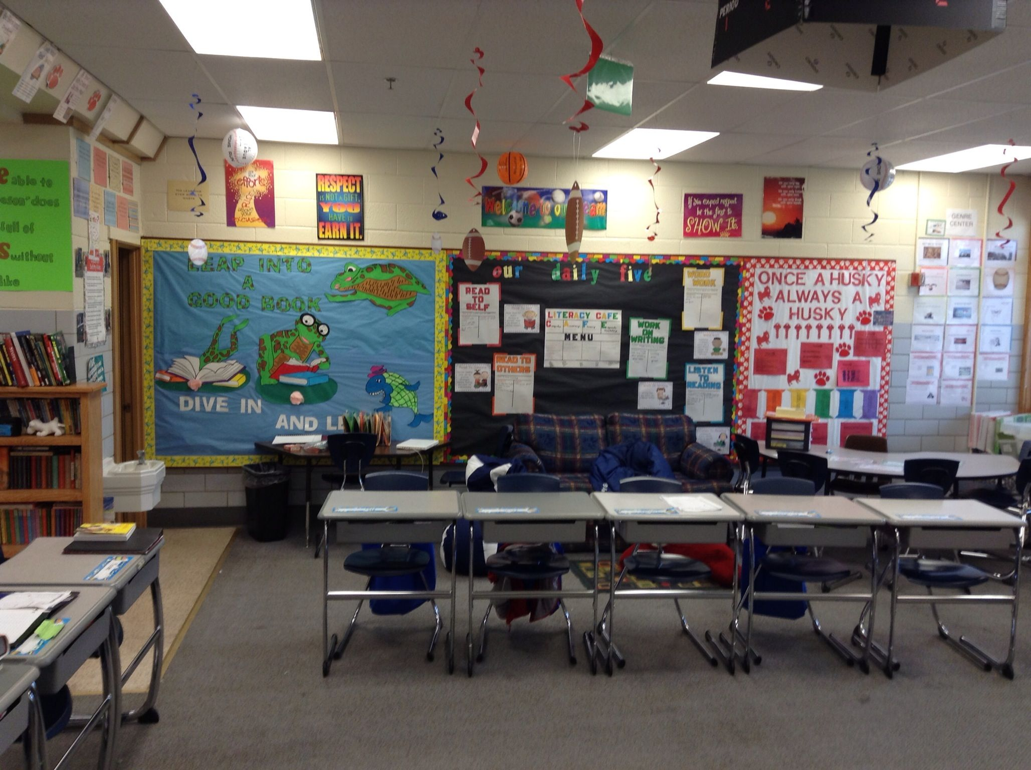 Classroom Ideas For 5th Grade ~ The gallery for gt fourth grade classroom decorating ideas