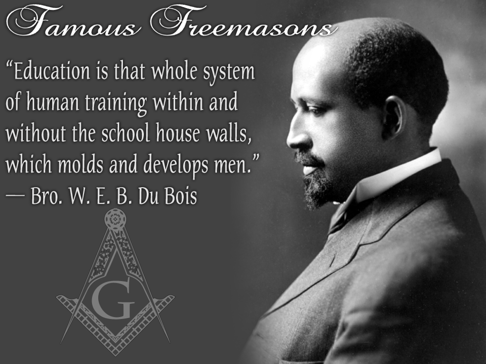 w e b dubois thoughts on education The contributions of booker t washington and w e b dubois in the  development of vocational education nevin r frantz, jr virginia polytechnic  institute.