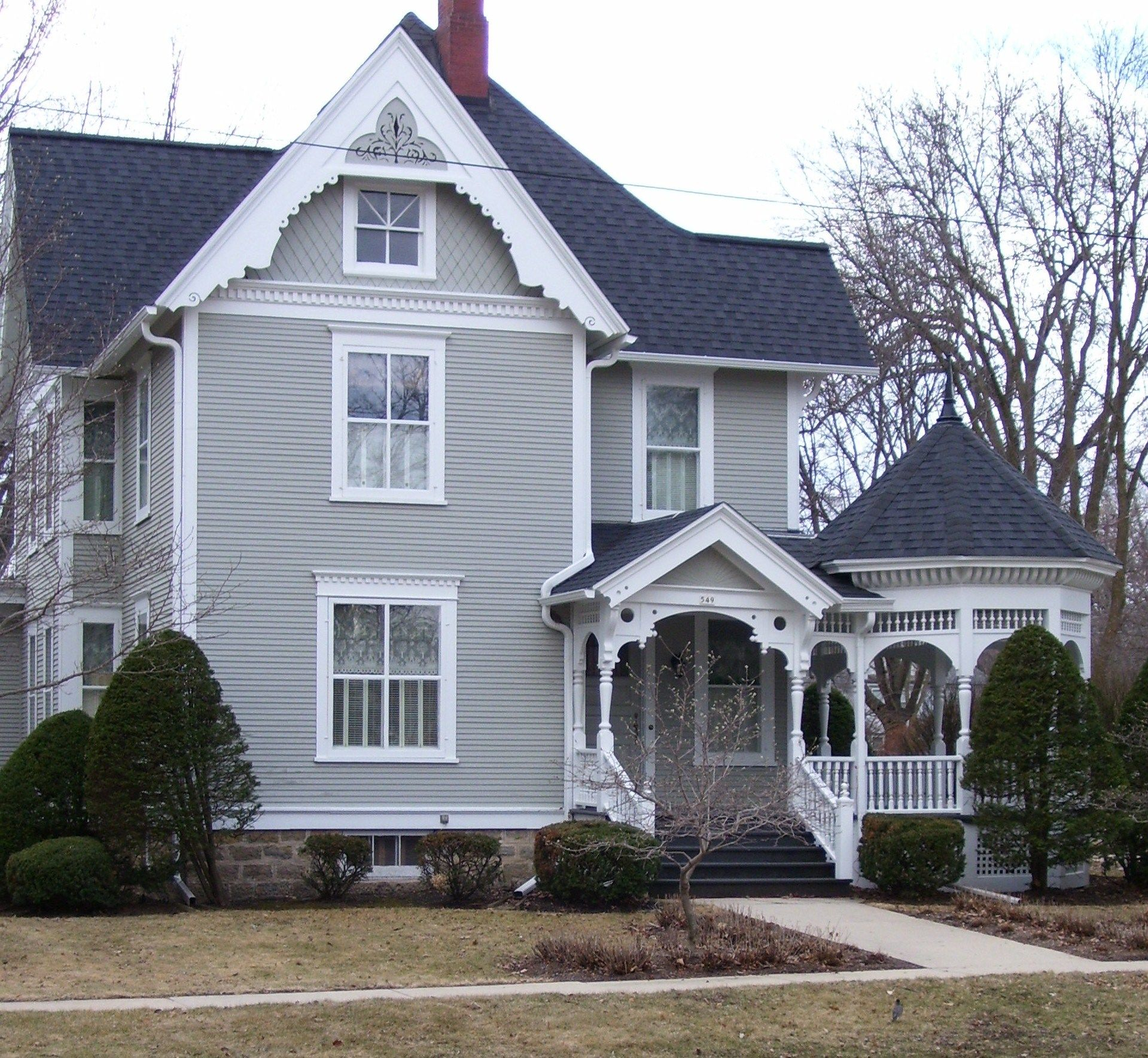 Cute victorian old houses in columbus wi pinterest for Photos of cute houses
