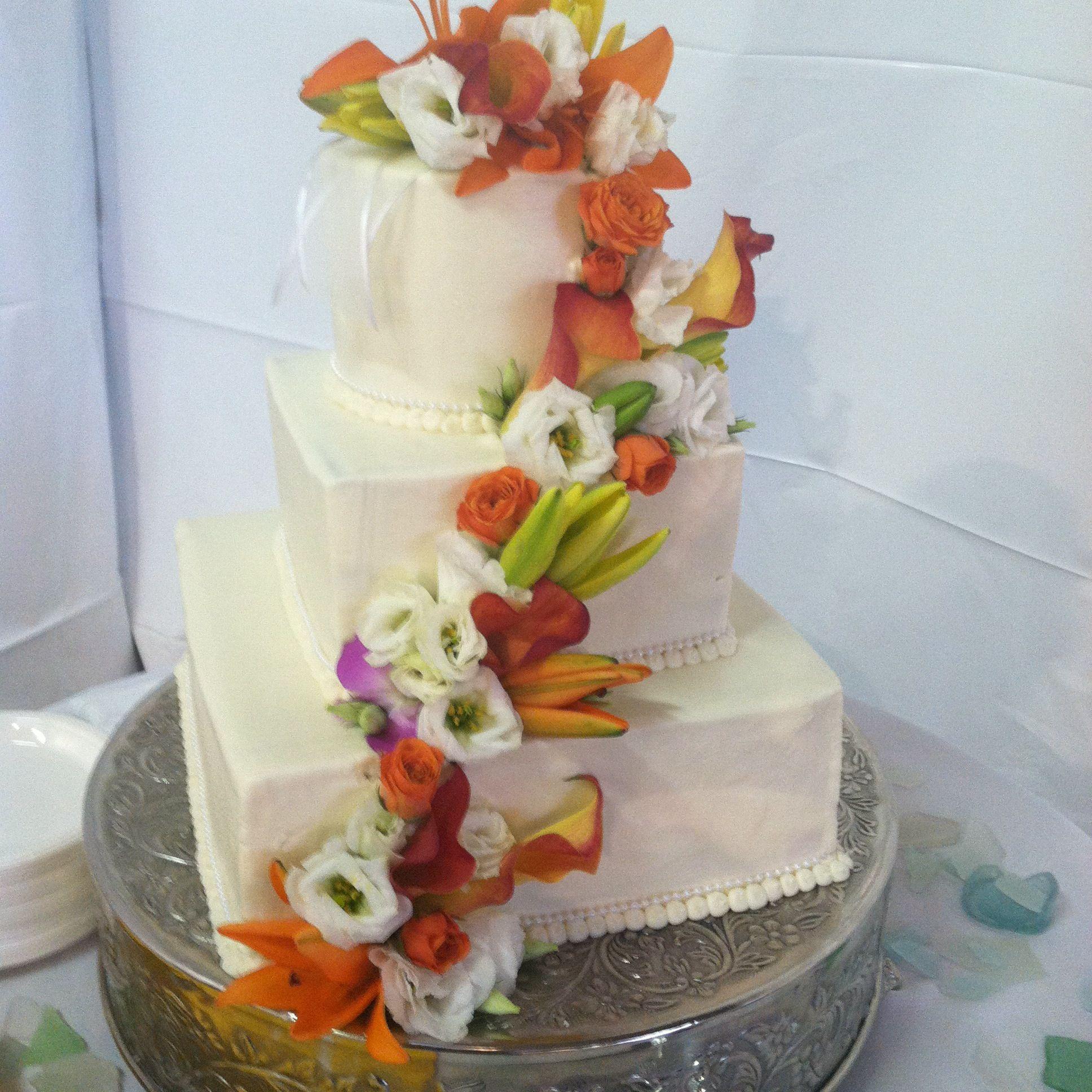 Simply Gourmet Wedding Cake Easton MD Parties Celebrations Sp