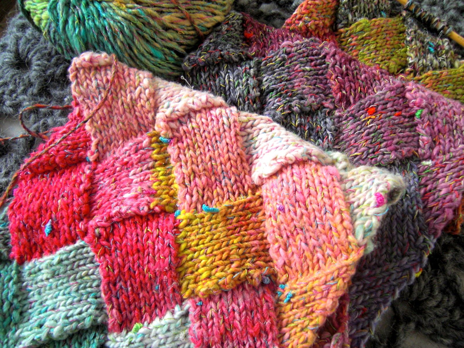 wool, dye www.sweetandsimpl... Noro yarn Sweet and Simple STuff P ...