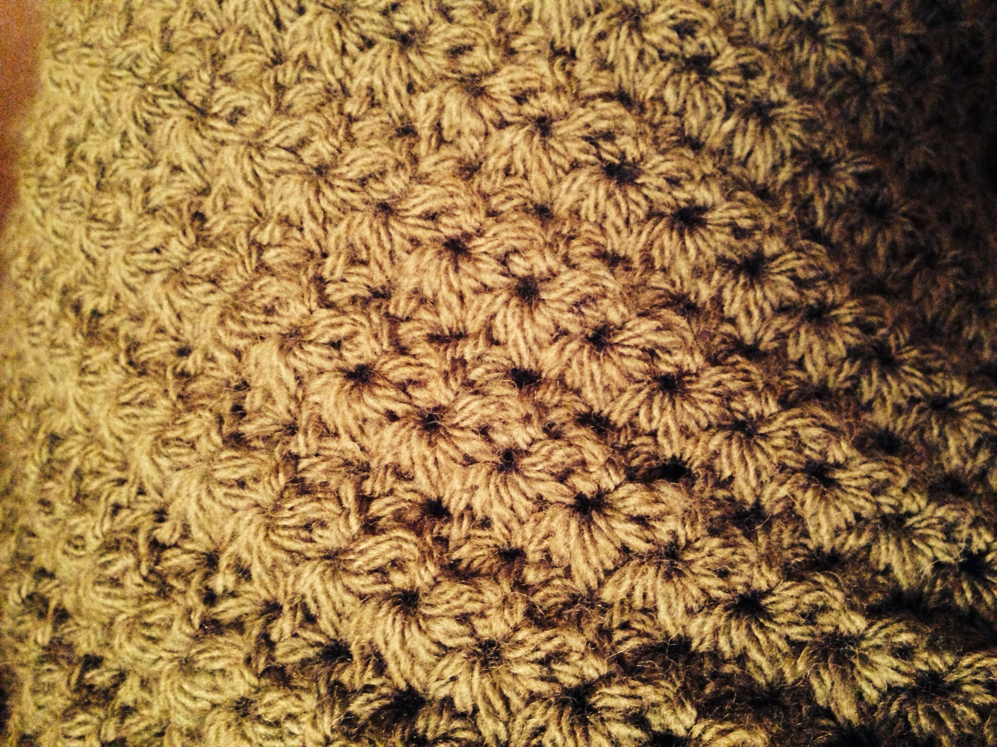Crochet Stitches With Texture : Star stitch crochet cushion. cushions - knit and crochet textured s ...