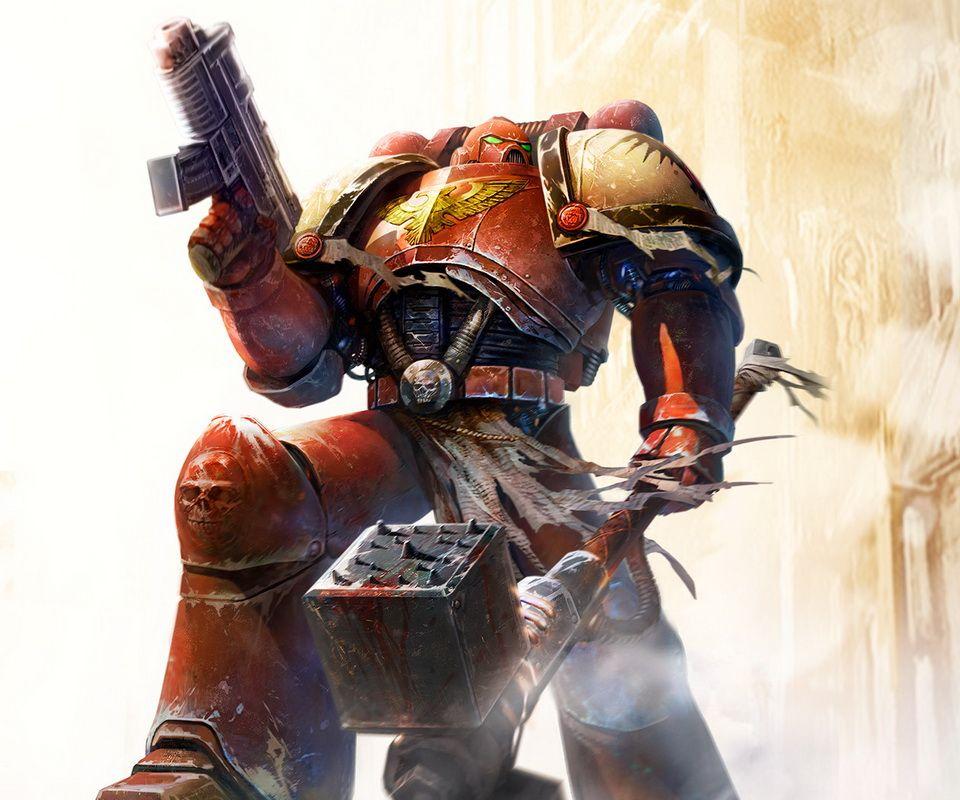 Warhammer 40k Blood Angels: Warhammer 40k