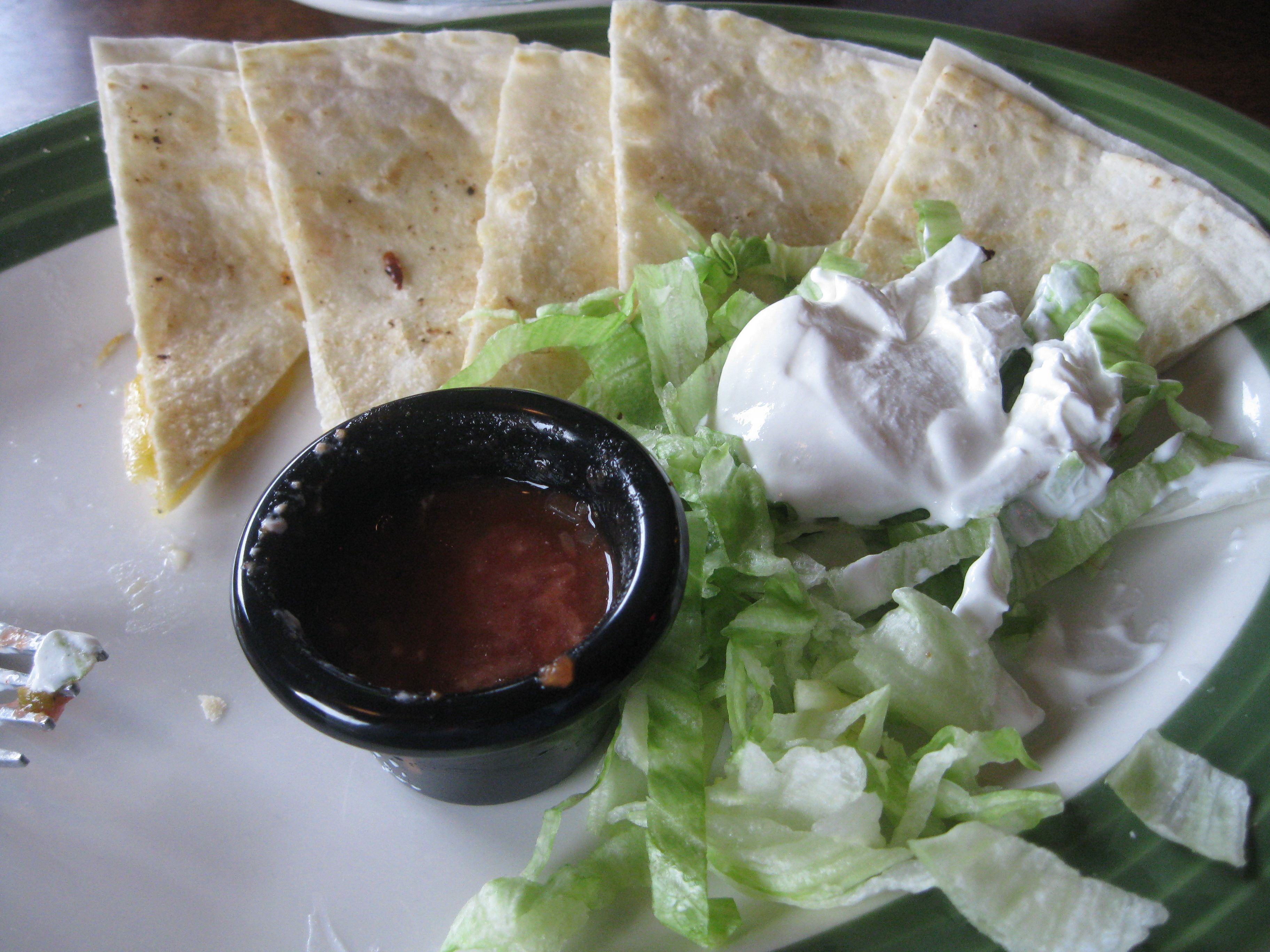 #Applebees #chicken #quesadilla - www.DrewryNewsNetwork.com/forum/reviews