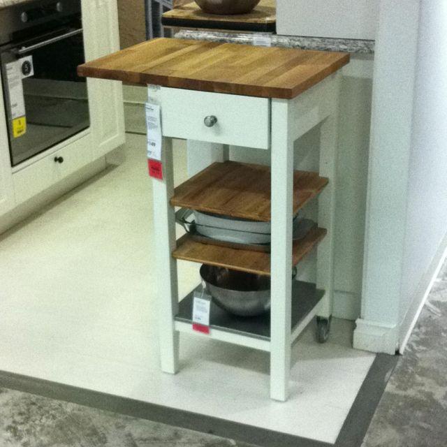stenstorp kitchen cart 149 ikea exploits pinterest